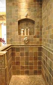 country bathroom tile