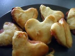 pate a pizza maison recette de friands en coeurs faits avec restes de pâte de la