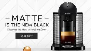 Nespresso US 640x360 VertuoLine Black