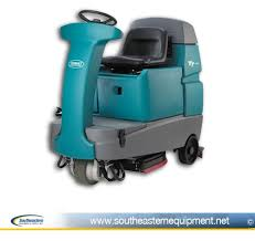 Tennant Floor Scrubber T3 by Tennant T7 32 U201d Rider Floor Scrubber W Fast Technology