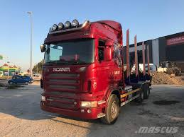 100 Used Log Trucks For Sale Scania R620 Logging Trucks Year 2010 For Sale Mascus USA