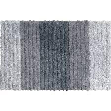 badteppich mikrofaser 3d 50 cm x 80 cm grau