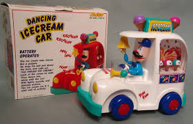 100 Toy Ice Cream Truck Battery Operated Vintage S Battery Operated
