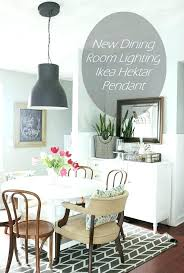 Dining Room Track Lighting Over Table