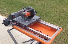 Mk Tile Saw Home Depot by Best Tile Saws Tile Saw Review Wet Tile Saw