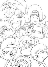 Naruto How To Draw Naruto Kyuubi Chakra Mode Comment Dessiner