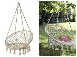 hamac siege suspendu 10 fauteuils suspendus déco design swings