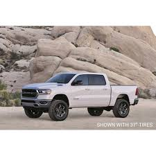 100 Performance Truck Fabtech K3087DL Ram 1500 Suspension Lift System 6 With