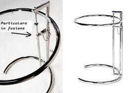 Bibendum Chair By Eileen Gray by Adjustable Table Eileen Gray Bauhaus Italy