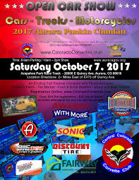 Pumpkin Patch Columbus Wi by October Car Shows Carshownationals Com 2017
