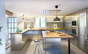 design cuisine industrielle design