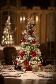 Christmas Tree Wedding Centerpiece
