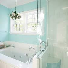 Mini Chandelier Over Bathtub by Small Chandelier Over Tub Design Ideas