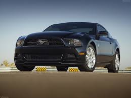 Ford Mustang 2013 pictures information & specs