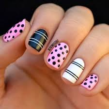 Easy Nail Art Ideas And Designs For Beginners 6
