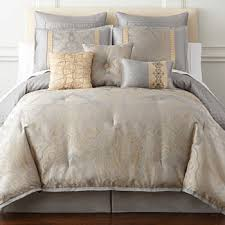 Home Expressions Gray forters & Bedding Sets for Bed & Bath