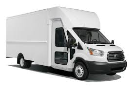 Ford NEW 14' VELOCITY Cutaway HD350 Transit Parcel Delivery Ground ...