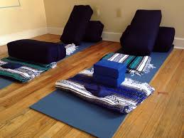 Yin Restorative With Thai Yoga Massage BeYoga