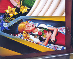 Denver Airport Murals Conspiracy Theory by Dallas Airport Conspiracy Ghost Study