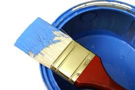 éliminer les grumeaux dans un ancien pot de peinture
