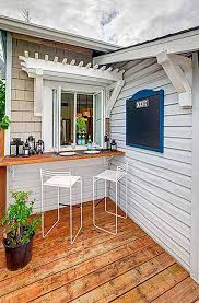 Patio Bar Design Ideas by 22 Brilliant Kitchen Window Bar Designs You Would Love To Own