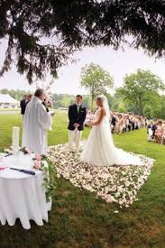 Best 20 Cheap Backyard Wedding Ideas On Pinterest Pertaining To Small Ceremony