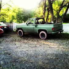 100 Military Chevy Truck FSFT K5 Blazer M1009 CUCV Diesel 4x4 LS1TECH