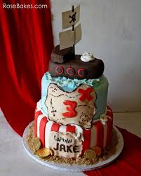 terrific pirate birthday cake picture Inspirational Pirate Birthday Cake Collection