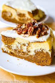 Best Pumpkin Desserts 2017 by Pumpkin Cake Cheesecake Sallys Baking Addiction