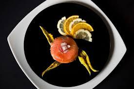 lachshäppchen mit gurke und frischkäsecreme