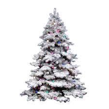Flocked Pre Lit Pencil Christmas Tree by Amazon Com Vickerman 36