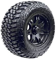 275/60R20 KANATI MUD Hog M/T Mud Tires New LRE/10Ply *Set Of 4* 33 ...