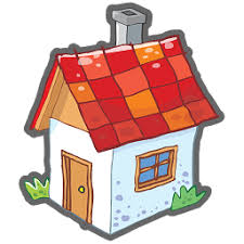 Small House Icon PNG ClipArt Image