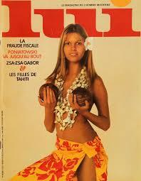 magazine lui avril 1972 du côté de chez joe lui 1964 1985