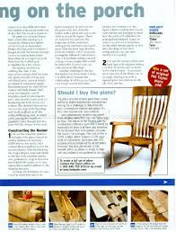Classic Rocking Chair Plans • WoodArchivist Small Rocking Chair For Nursery Bangkokfoodietourcom 18 Free Adirondack Plans You Can Diy Today Chairs Cushions Rock Duty Outdoors Modern Outdoor From 2x4s And 2x6s Ana White Mainstays Solid Wood Slat Fniture Of America Oria Brown Horse Outstanding Side Patio Wooden Tables Carson Carrington Granite Grey Fabric Mid Century Design Designs Acacia Roo Homemade Royals Courage Comfy And Lovely
