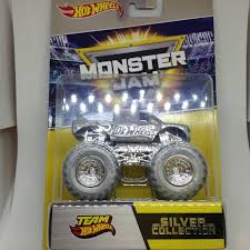 Julian's Hot Wheels Blog: Team Hot Wheels Monster Jam Truck (2017 ...