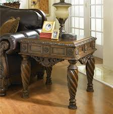 North Shore King Sleigh Bed by Millennium North Shore Square End Table Ahfa End Table Dealer