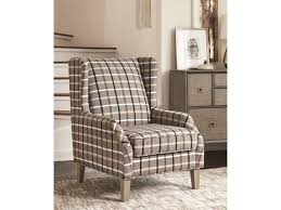 904052 Upholstered Wingback Chair With Plaid Design By Scott Living At Del  Sol Furniture Black And White Buffalo Checkered Accent Chair Home Sweet Gdf Studio Arador White Plaid Fabric Club Chair Plaid Chairs Living Room Jobmailer Zelma Accent Colour Options Farmhouse Chairs Birch Lane Traemore Checker Print Blue By Benchcraft At Value City Fniture Master Wingback Wing Upholstered In Tartan Contemporary Craftmaster Becker World Iolifeco Dorel Living Da8129 Middlebury Checkered Pattern