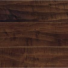 Mohawk Pienza 5 In Dark Auburn Maple Hardwood Flooring 1969 Sq Ft