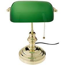 Antique Bankers Lamp Green by Amazon Com Ledu L557br Traditional Banker U0027s Lamp 14