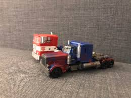 Studio Series Optimus Prime Truck Mode - Album On Imgur