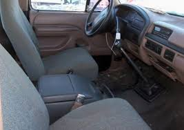 Front drivers side seat Cushion Ford Bronco Forum