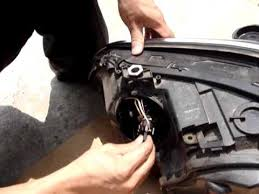 bmw e60 replacement installation right side