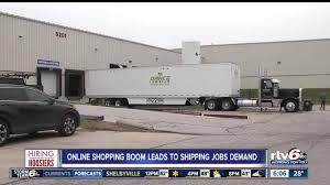 100 Indiana Trucking Jobs Hiring Hoosiers Amazon Helps Man Start Trucking Company