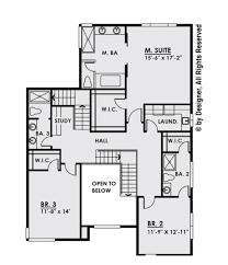 100 Modern Architecture Plans Style House Plan 4 Beds 35 Baths 3595 SqFt Plan 10663