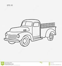 Old Retro Farmer Pickup Truck Line Art Vector Illustration Icon ... Delivery Truck Line Icon Traffic And Vehicle Van Sign Vector Taylor 2019 Volvo 860 Youtube Working At Truckline Further Expands Footprint With New Reseller Strategy Old Retro Farmer Pickup Art Illustration Load Up On Dominion Freight For Gains In Trucking Stocks Container Drawing Stock Photo Picture Royalty Free Truck Line Icon Sign Image Front Side Rear View Flat Bed