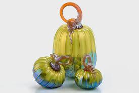 Glass Blown Pumpkins by Mini Pumpkin Sets U2013 Jack Pine Studio