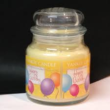 Yankee Candle Pumpkin Whoopie Pie by Yankee Candle Happy Birthday Vanilla Cupcake Double Label Error