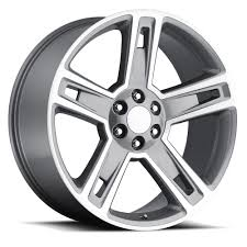 Chevrolet Silverado OEM Replica Wheels | FR 34 | Shop Now