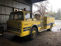 100 Ford Fire Truck 1977 Diesel For Sale Rickreall OR CC Heavy